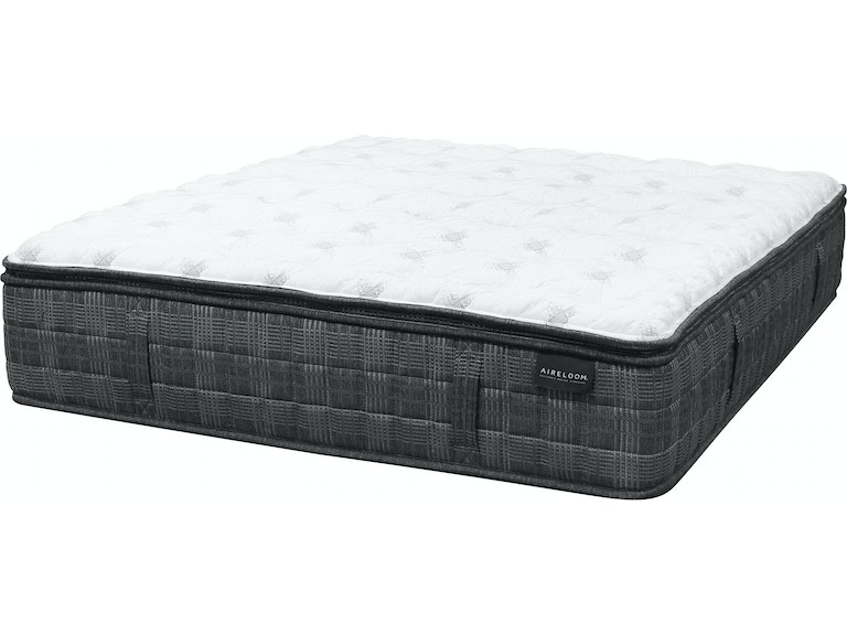 Aireloom Platinum Preferred Houston Micro Luxetop Plush Mattress Queen St 702197