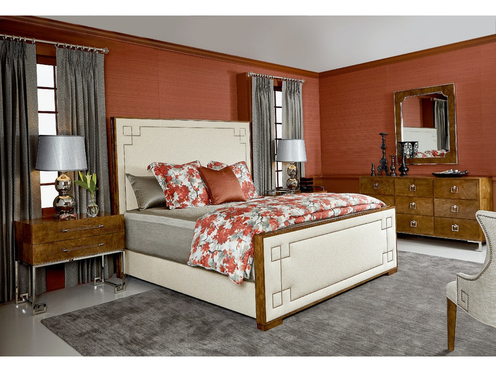 Soho Bedroom Furniture Bedroom Soho Luxe Upholstered Bed