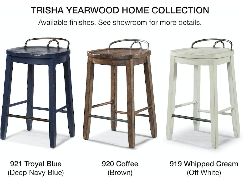 Trisha yearwood cowboy stool trisha yearwood cowboy stool coffee st448230 geotapseo Gallery
