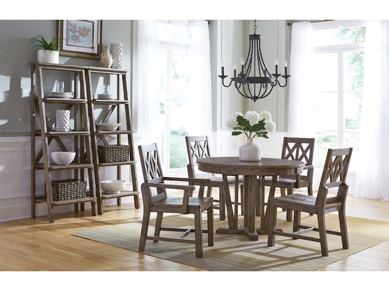 Foundry 48 Piece Round Dining Room Set Stunning Round Dining Room Chairs