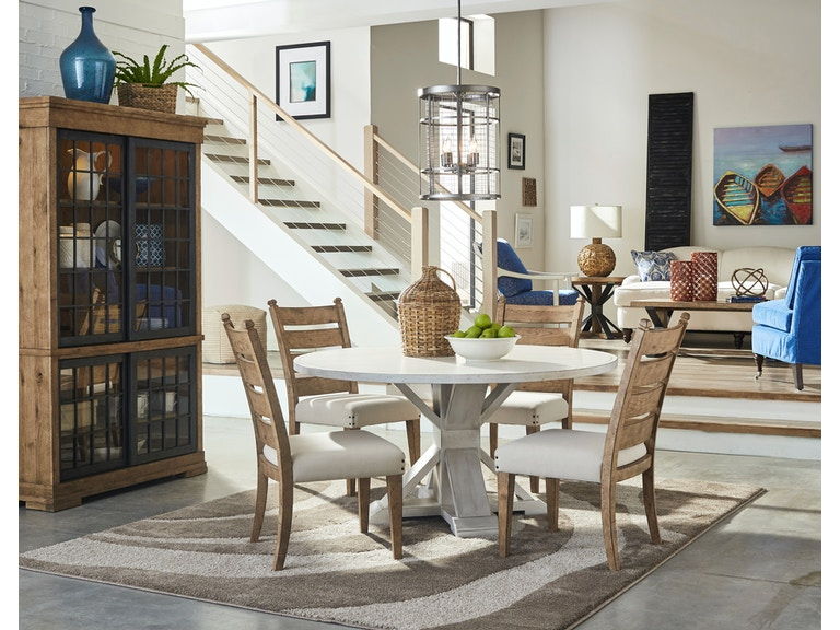 Trisha Yearwood - Coming Home 5-Piece Dining Room Set: includes ...