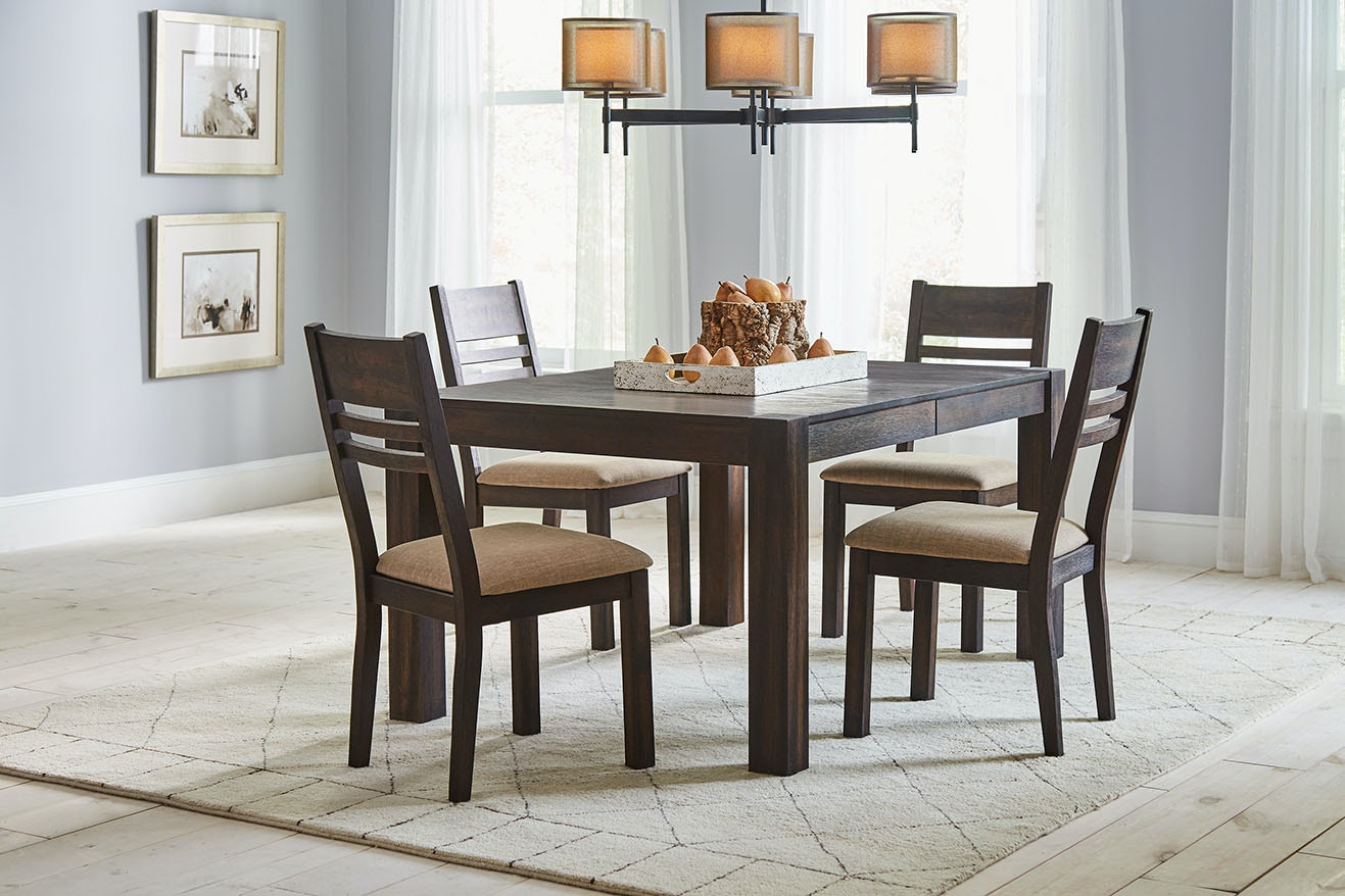 Dining Room Easton Brown 5 Piece Dining Set