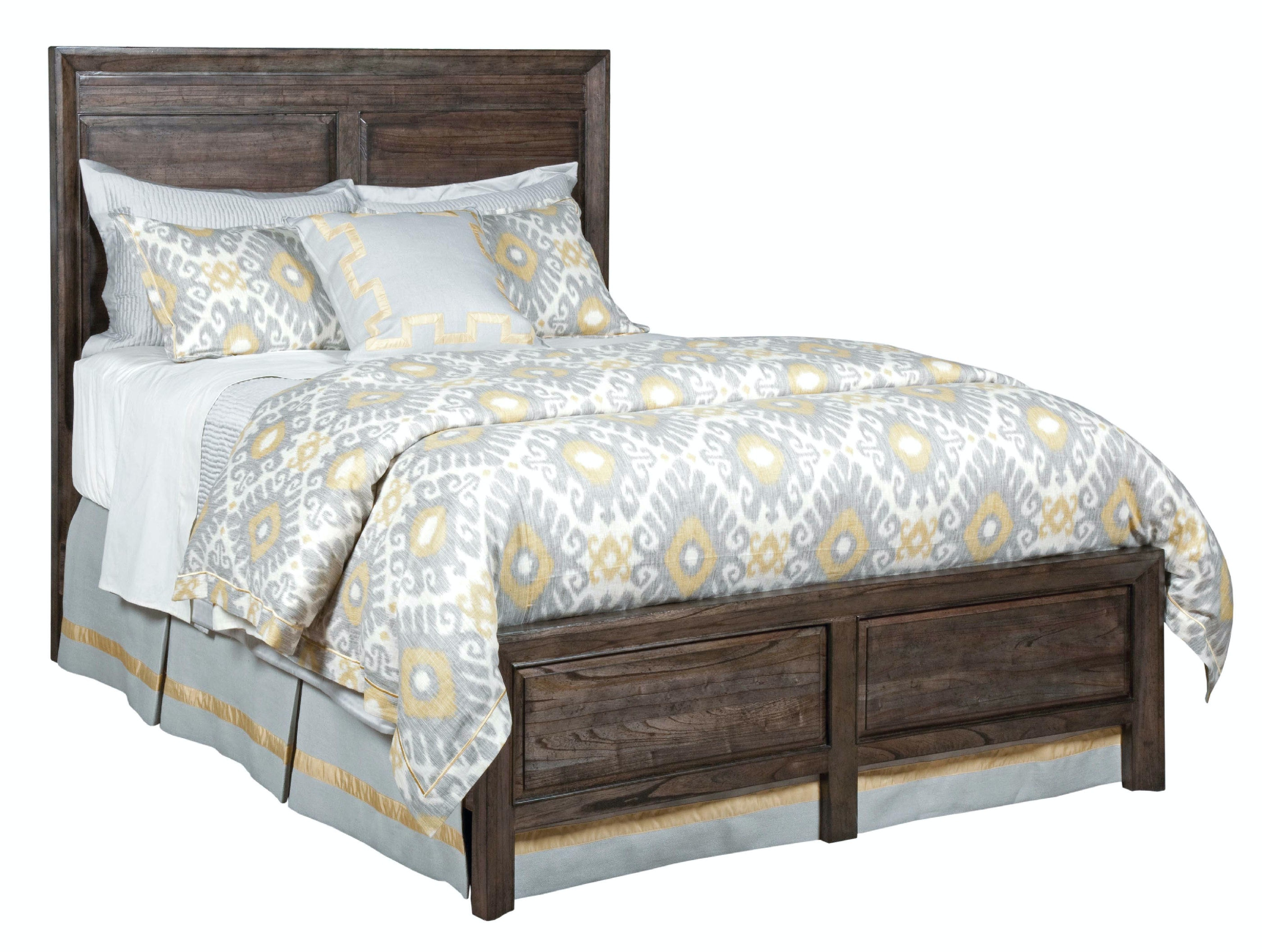 Montreat Panel Bed   KING KT:13771