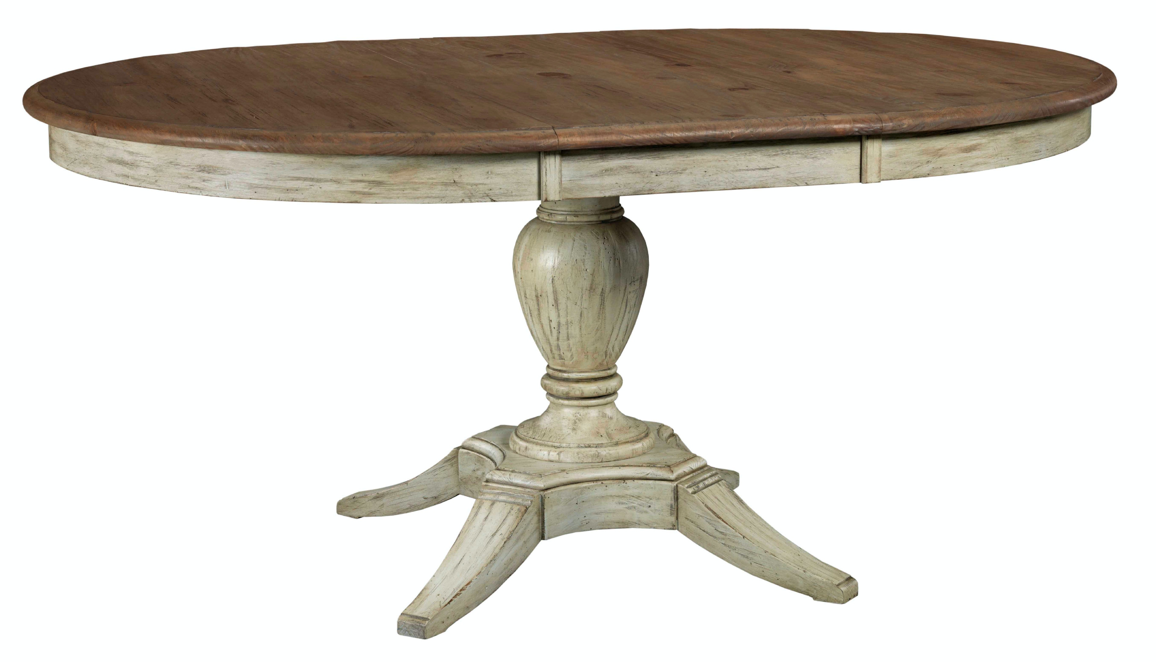 Dining Room Weatherford Milford Round Dining Table