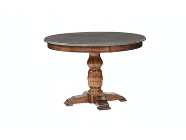 Andover Round High/Low Dining Table