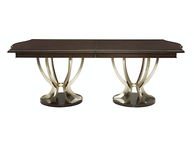 Miramont Double Pedestal Dining Table