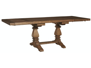 American Attitude Rectangular Dining Table