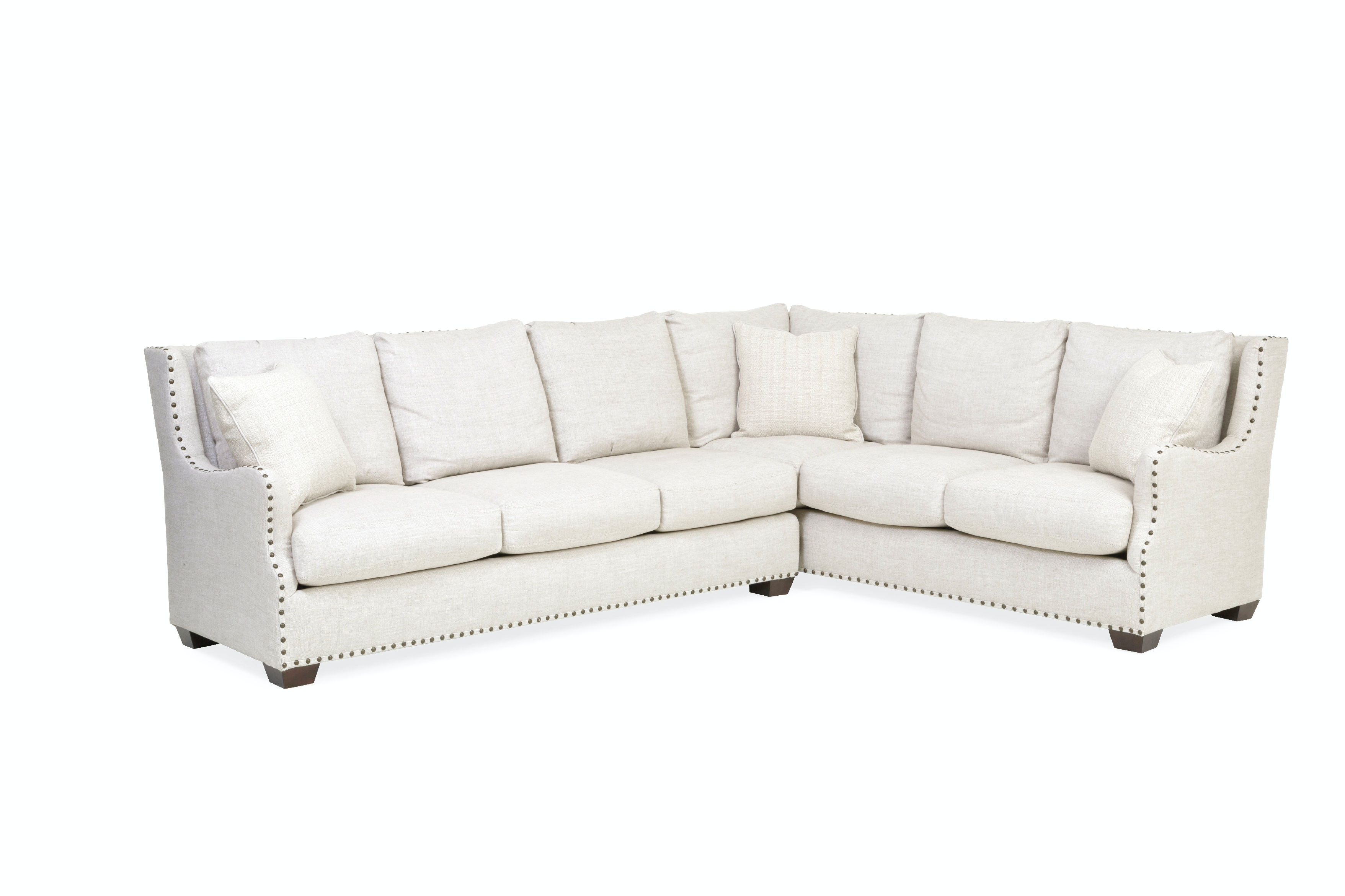 Connor 2-Piece Sectional  sc 1 st  Star Furniture : star furniture sectionals - Sectionals, Sofas & Couches