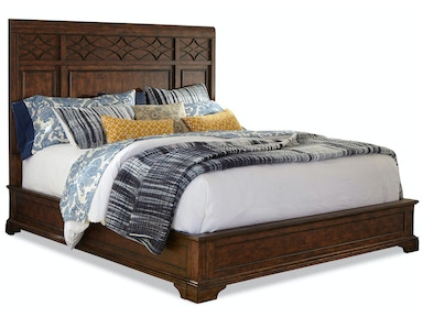 Trisha Yearwood - Katie Panel Bed - QUEEN
