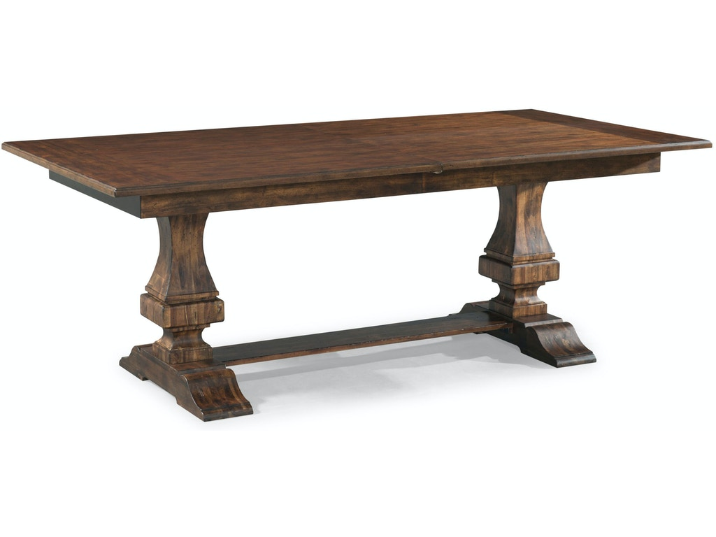 Design Trestle Table trisha yearwood trishas trestle table kt45831