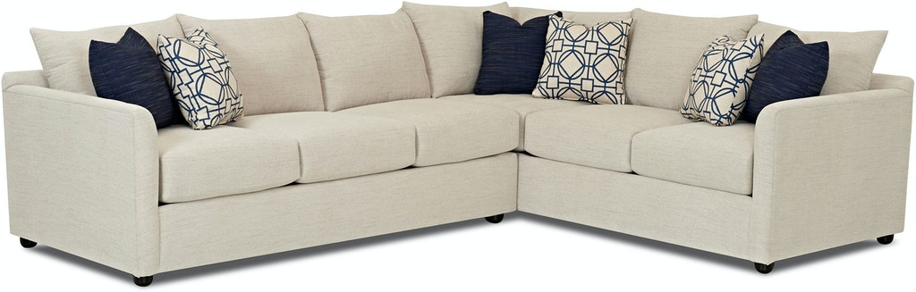 Trisha Yearwood Atlanta 2 Piece Sectional Laf Kt 47928