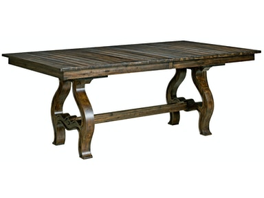 Wildfire Trestle Table