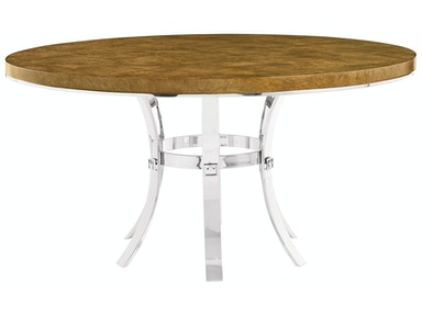 Soho Luxe Round Dining Table