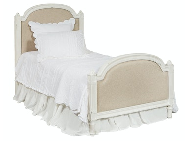 Magnolia Home - Sisters Upholstered Bed - QUEEN