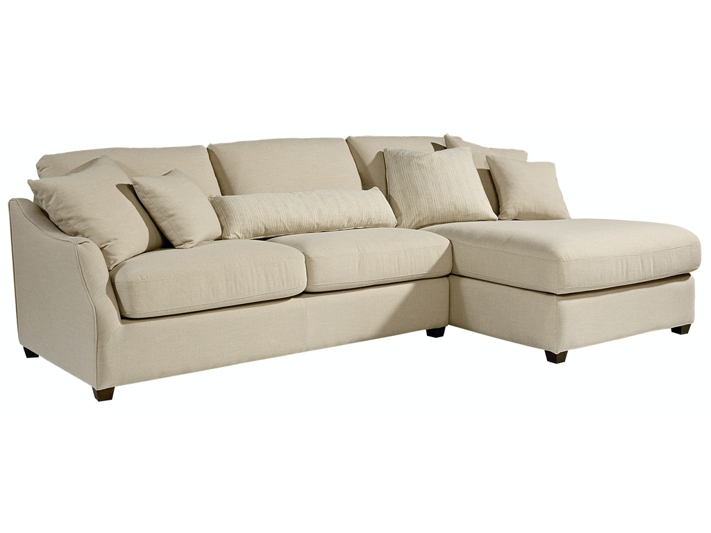 Chaise sofa - Magnolia Home Homestead 2 Piece Raf Chaise Sofa Kt 52902