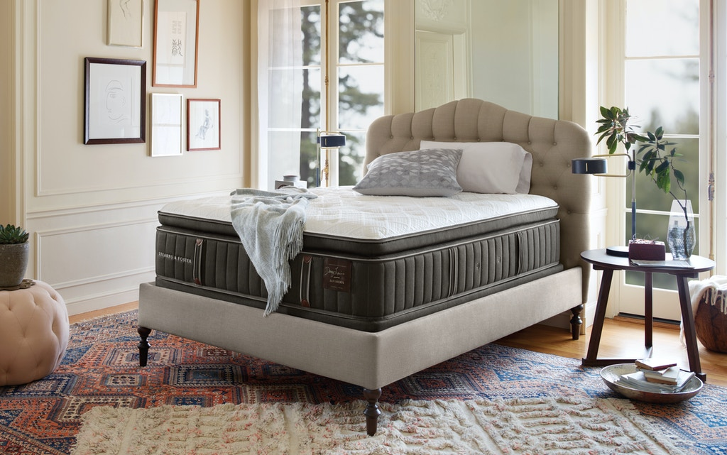 32c39de9b4 Stearns & Foster Trailwood Low Profile Mattress Set Stearns and Foster  Trailwood Mattress Low Profile Boxspring