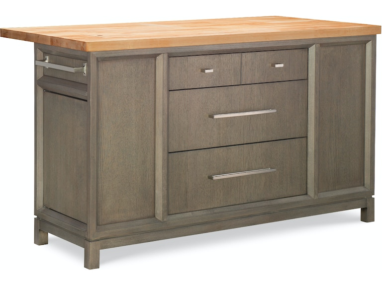 Rachael Ray Home Highline Kitchen Island Kt 59352