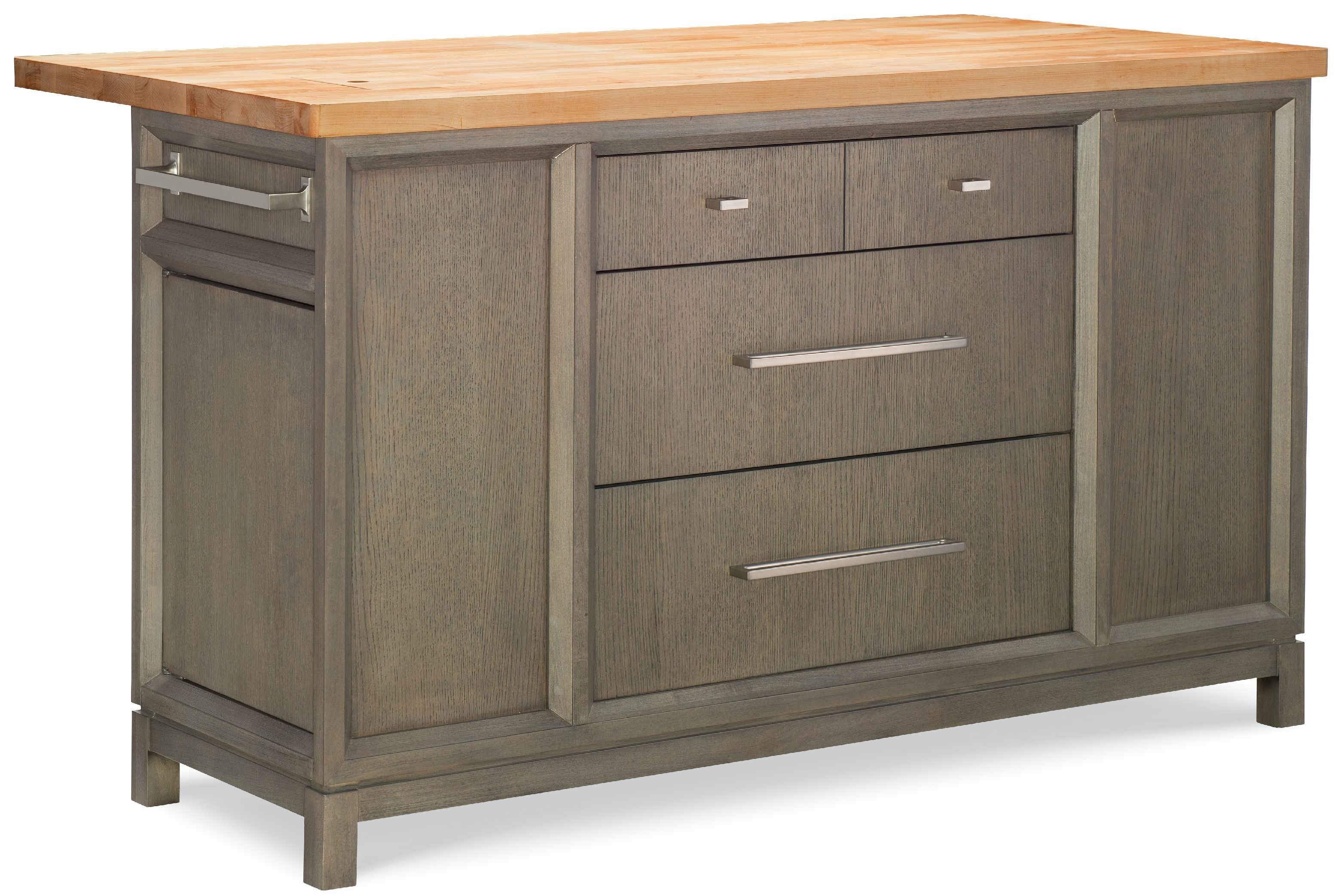 Rachael Ray Home   Highline Kitchen Island