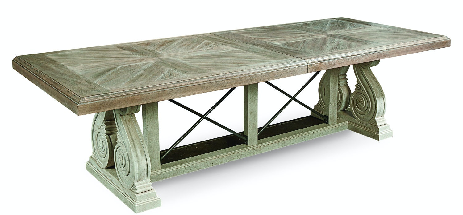 Superb Arch. Salvage Pearce Dining Table KT:59436