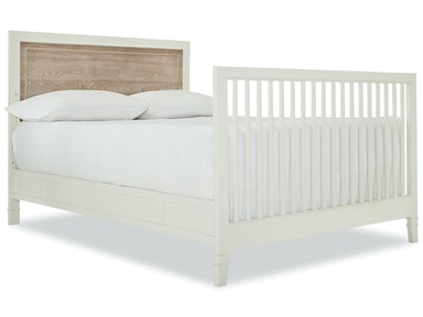 #myRoom Crib-to-Bed Conversion Kit - PARCHMENT