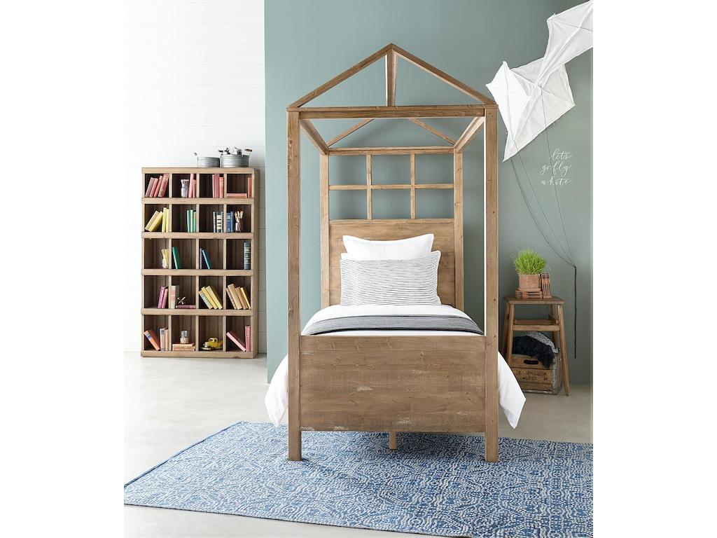 Magnolia Kids - Primitive Classroom Cubby Bookcase ST:479424 - Bedroom Magnolia Kids - Primitive Classroom Cubby Bookcase