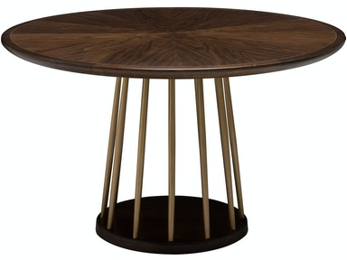 Ellen DeGeneres - Lafitte Round Dining Table