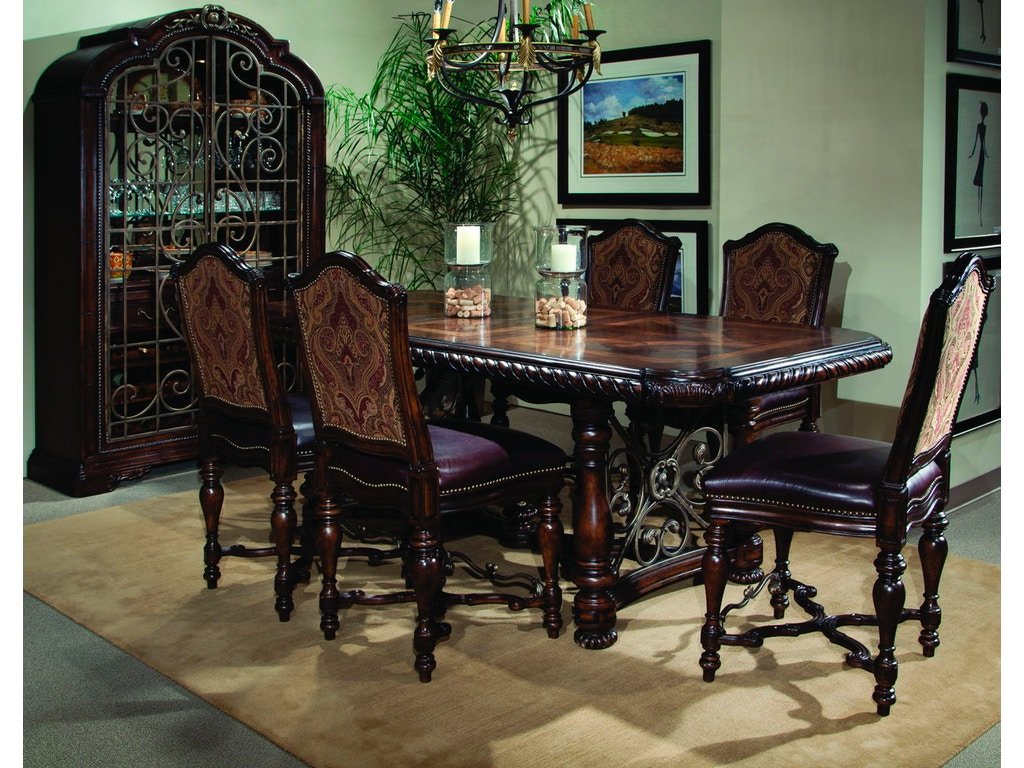 Valencia Gathering Height Dining Table KT65532