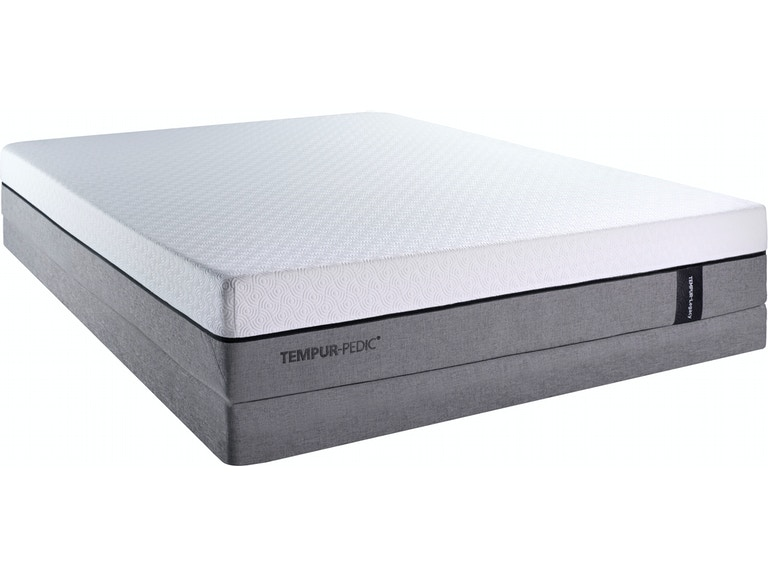 Mattresses Tempur Legacy Mattress With Low Profile Box Spring King