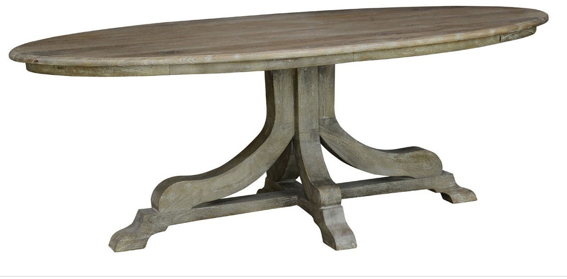 Dining Room Aimee Oval Dining Table