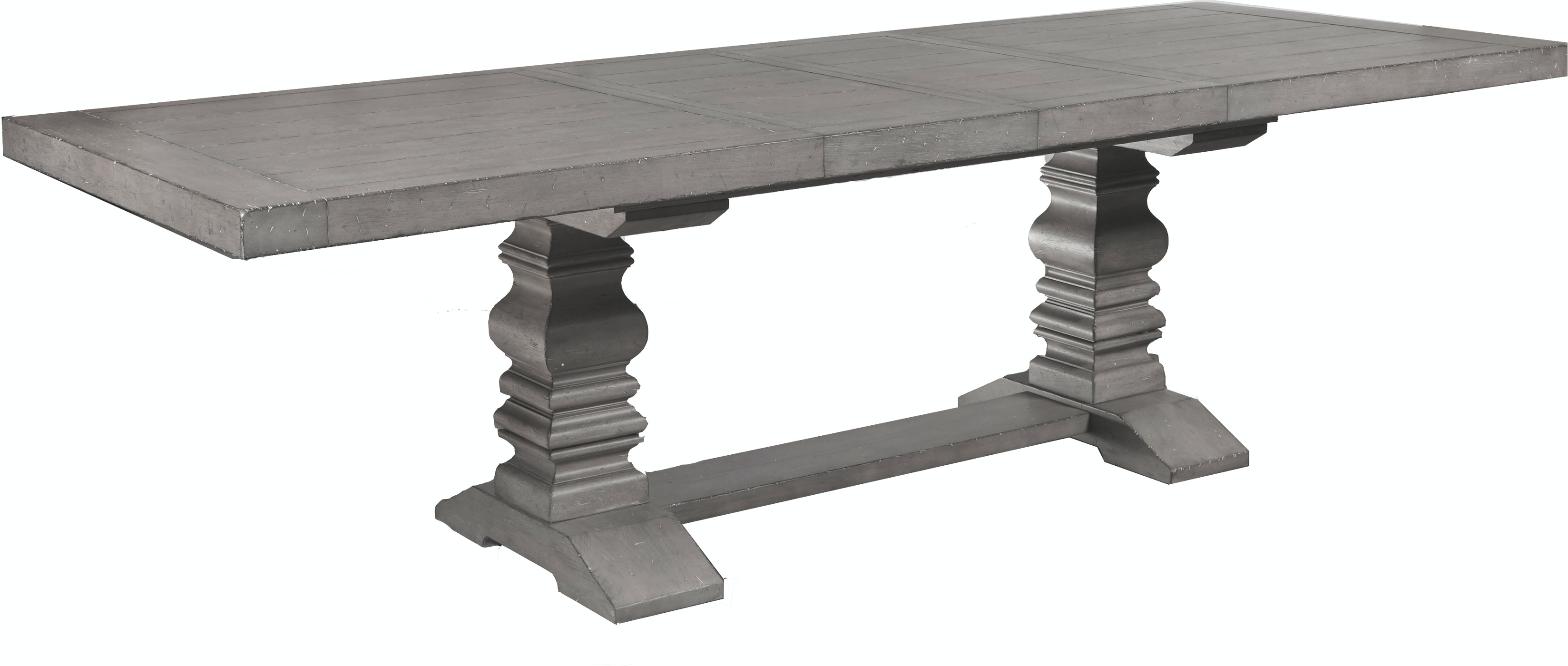 Brand new Dining Room Prospect Hill Trestle Dining Table ZD93