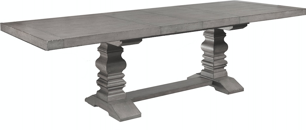 Prospect Hill Trestle Dining Table Kt 79392