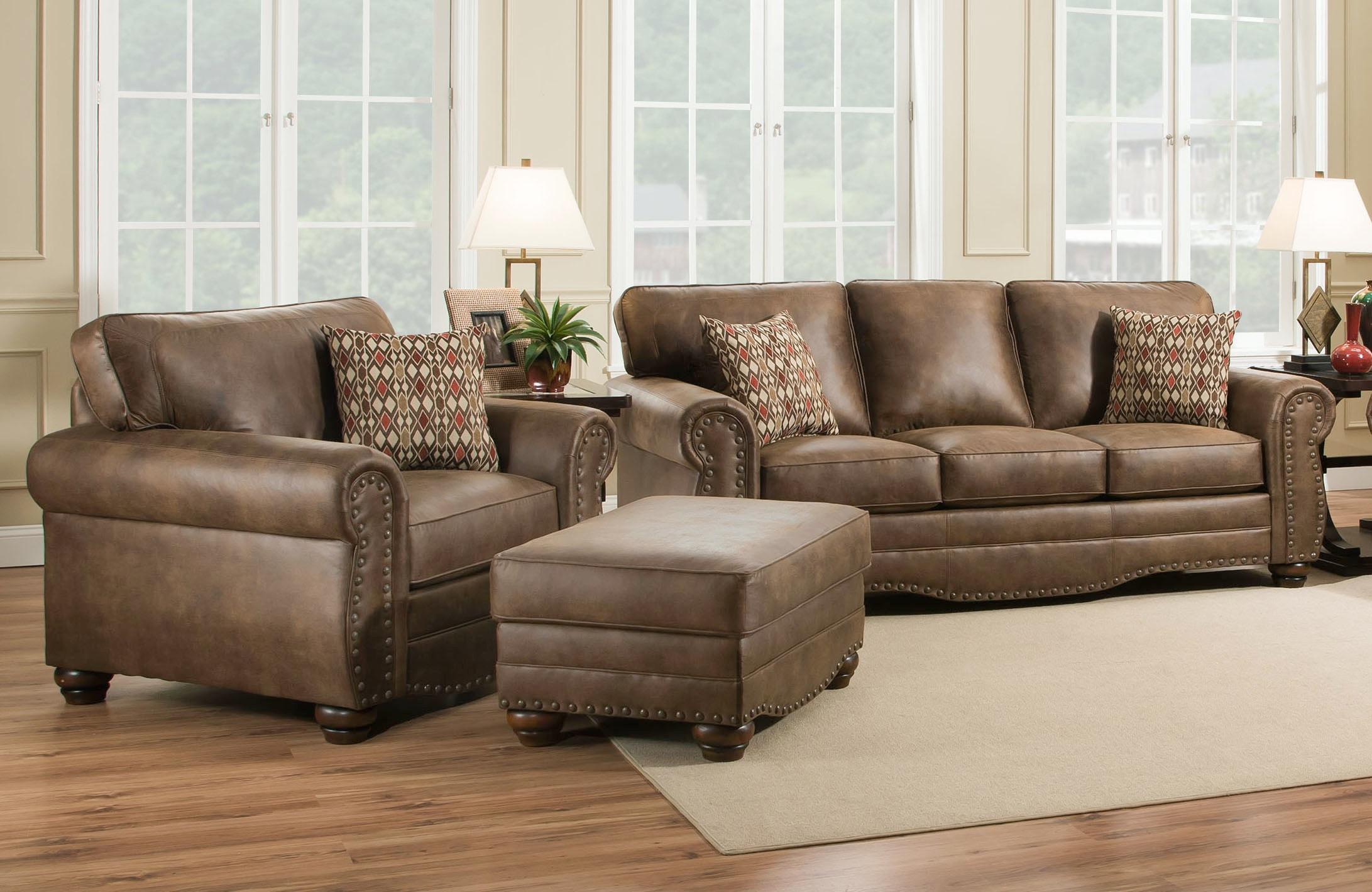 living room sets houston texas. sawyer 3-piece living room set - tobacco sets houston texas