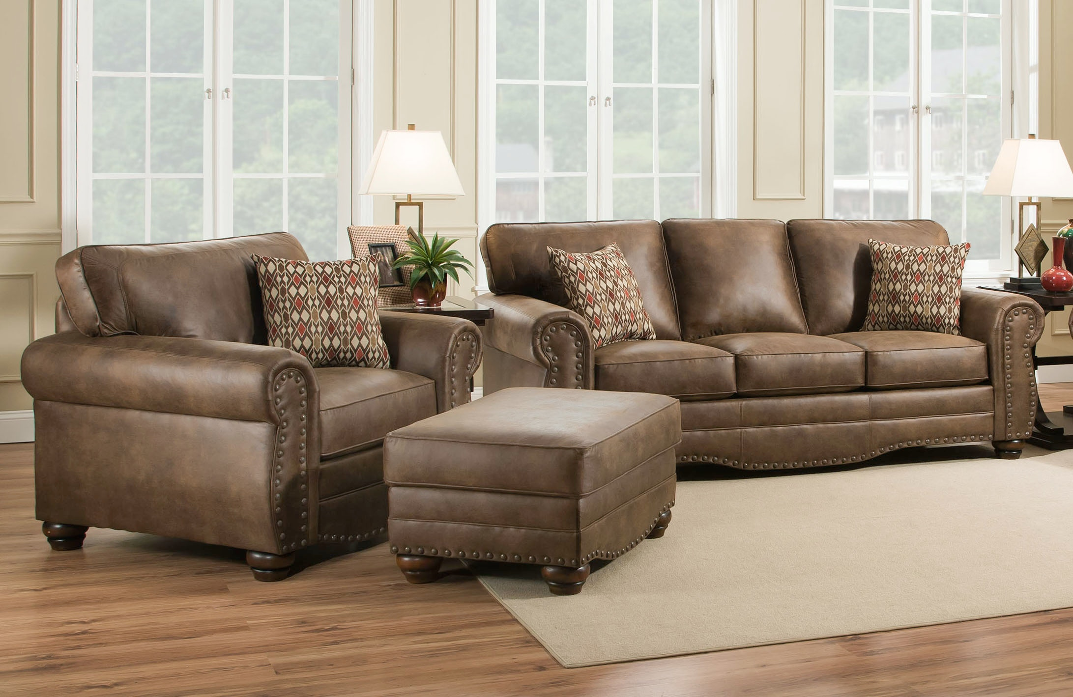 Leather Sofa And Loveseat Houston Tx Dakota Sofa Bernhardt Star Furniture Houston Tx Furniture
