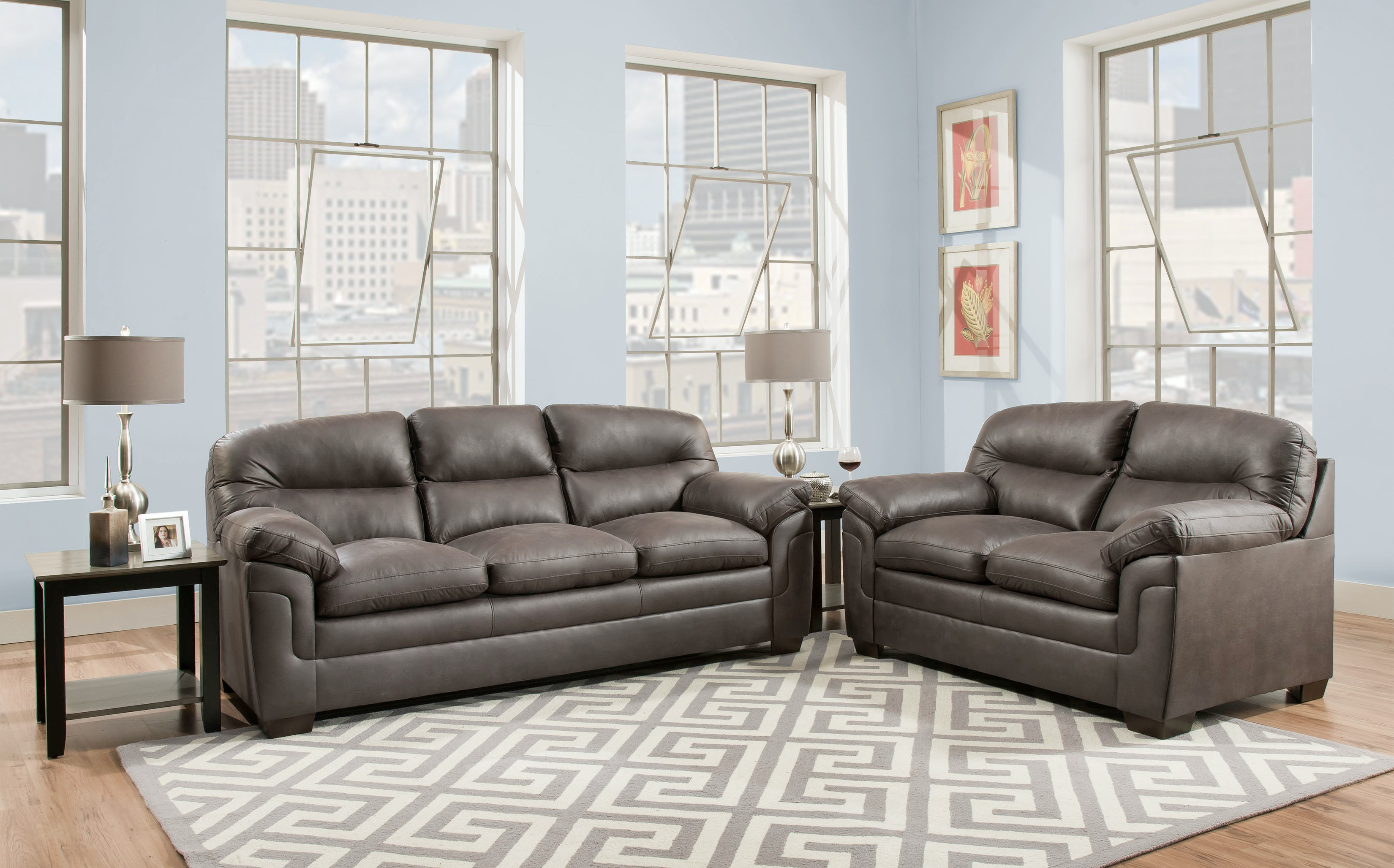 Shiloh 2 Piece Living Room Set KT:85365 Part 29