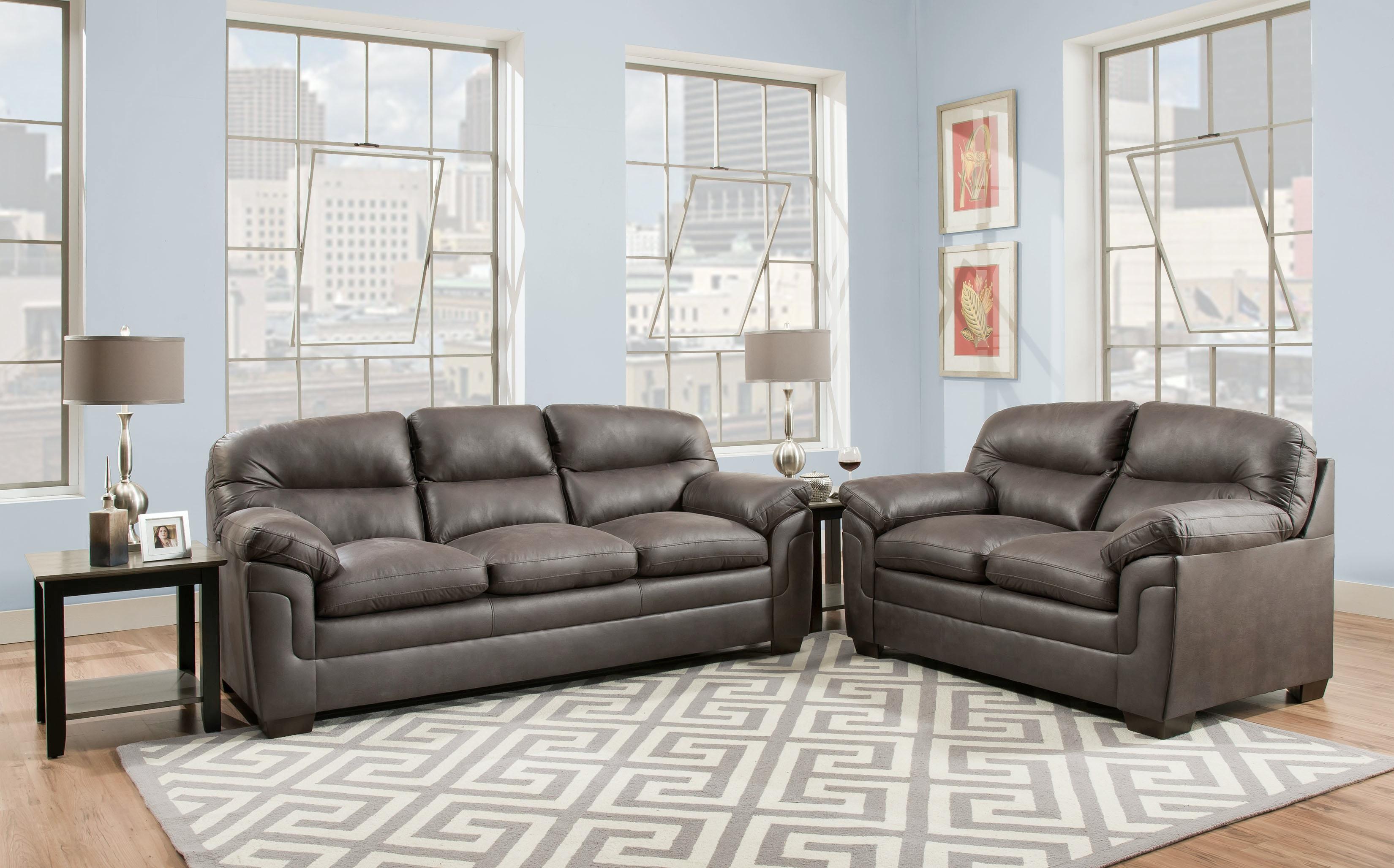 Shiloh 2 Piece Living Room Set Part 97