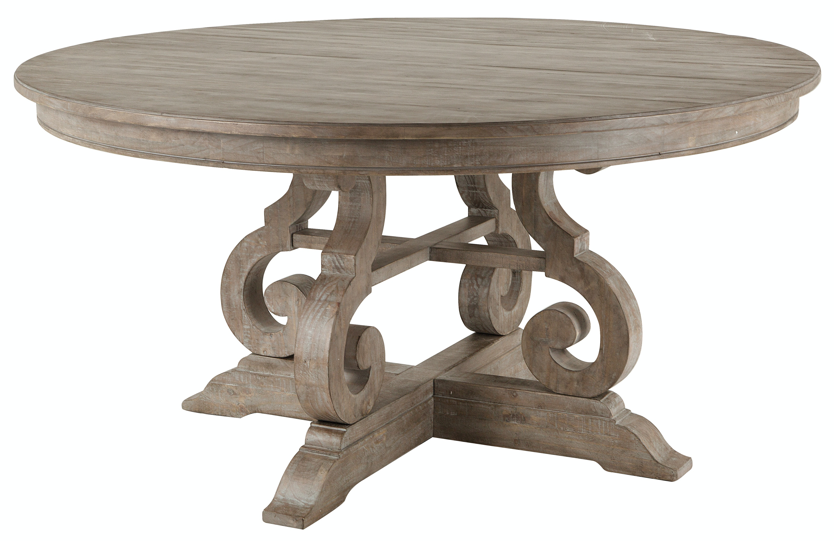 Dining Room Treble 60 Round Dining Table