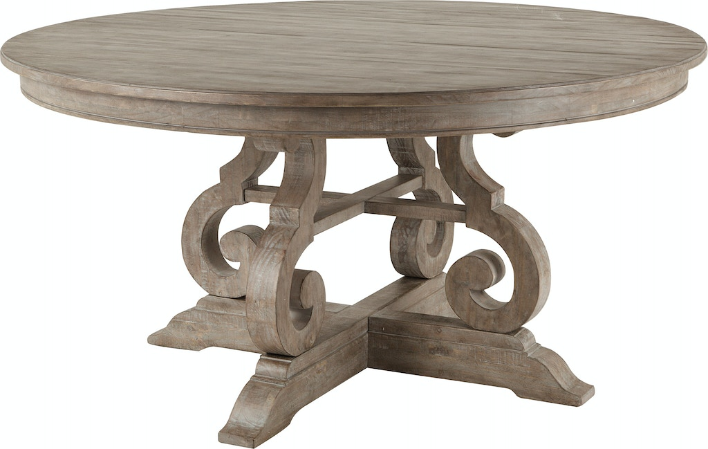 Treble 60 Round Dining Table Kt 88815