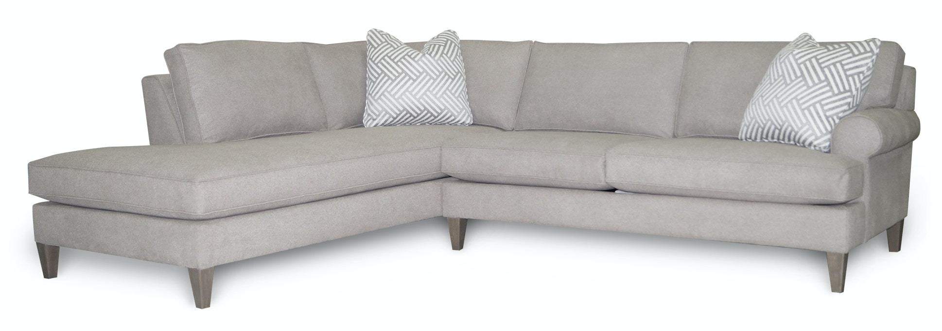 Stanford 2 Piece Sofa Chaise (LAF)