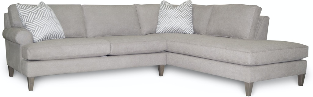 Living Room Stanford 2-Piece Sofa Chaise (RAF)