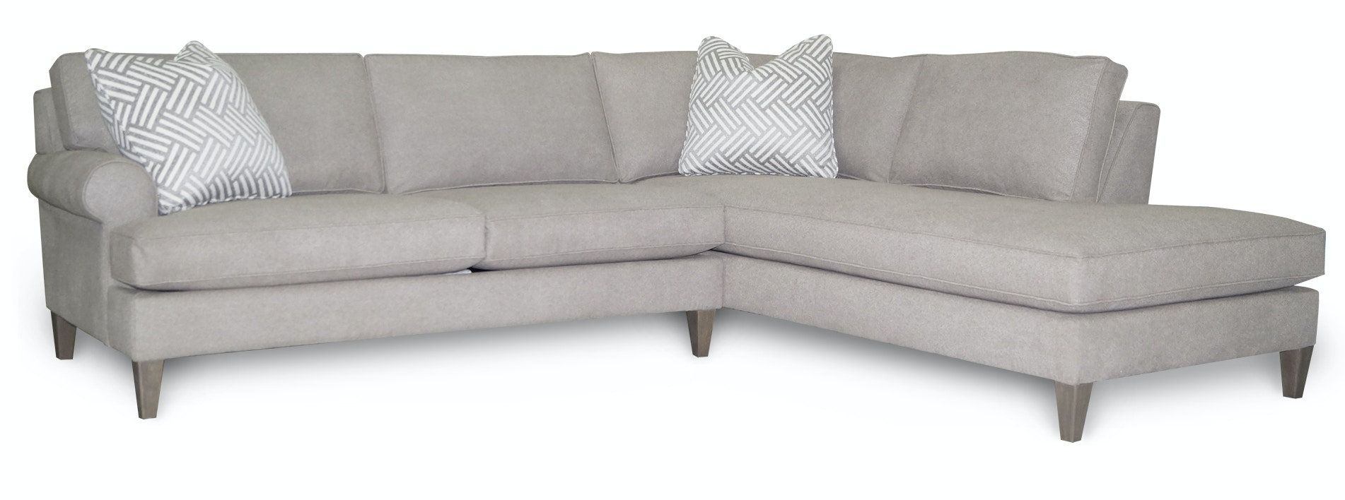 Stanford 2 Piece Sofa Chaise (RAF) KT:88971