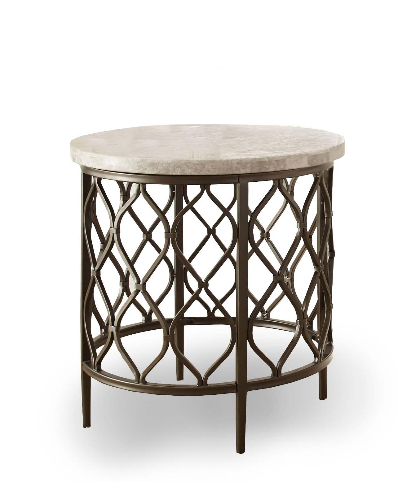 Beau Rhonda End Table