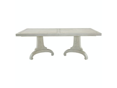 Criteria Double Pedestal Dining Table