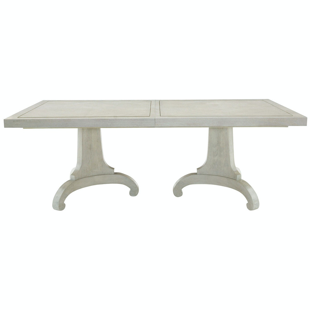 criteria double pedestal dining table kt47639
