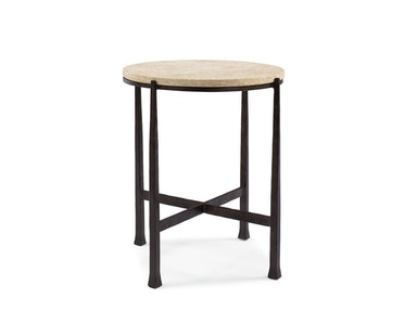 Duncan Round Side Table