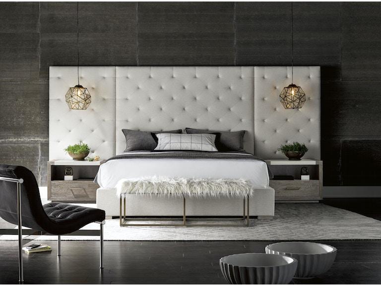 Bedroom Modern Charcoal King Brando Wall Bed