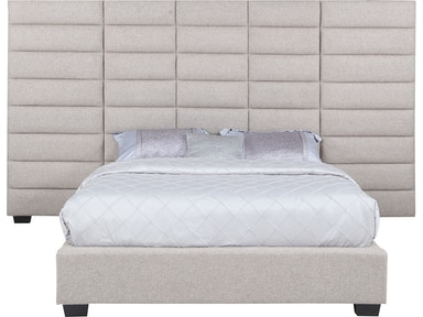 Emma Queen Upholstered Wall Bed