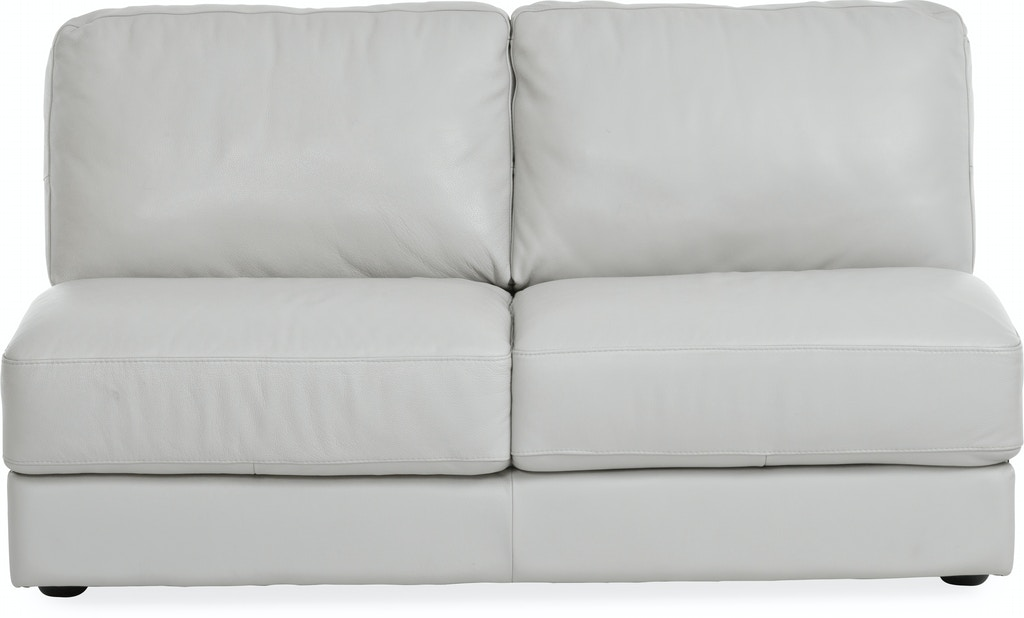 Living Room Denver 4 Piece Leather Chaise Sectional Laf