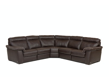 Dream 3-Piece Leather Sectional