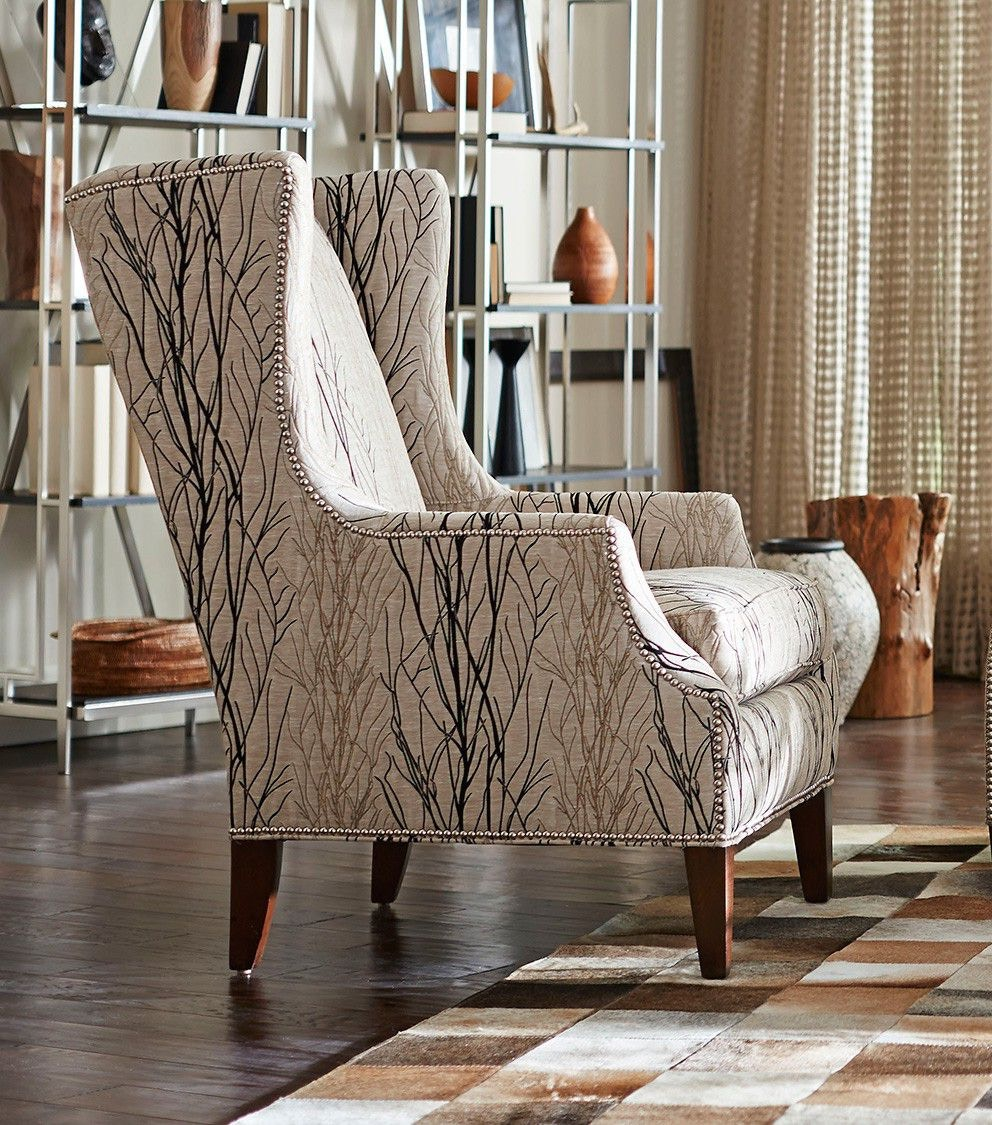 Massimo Wing Chair