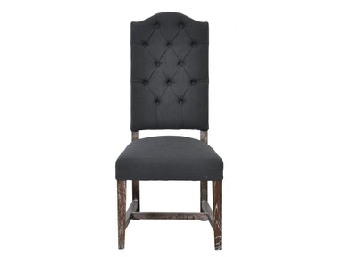 Ava Side Chair - Granite